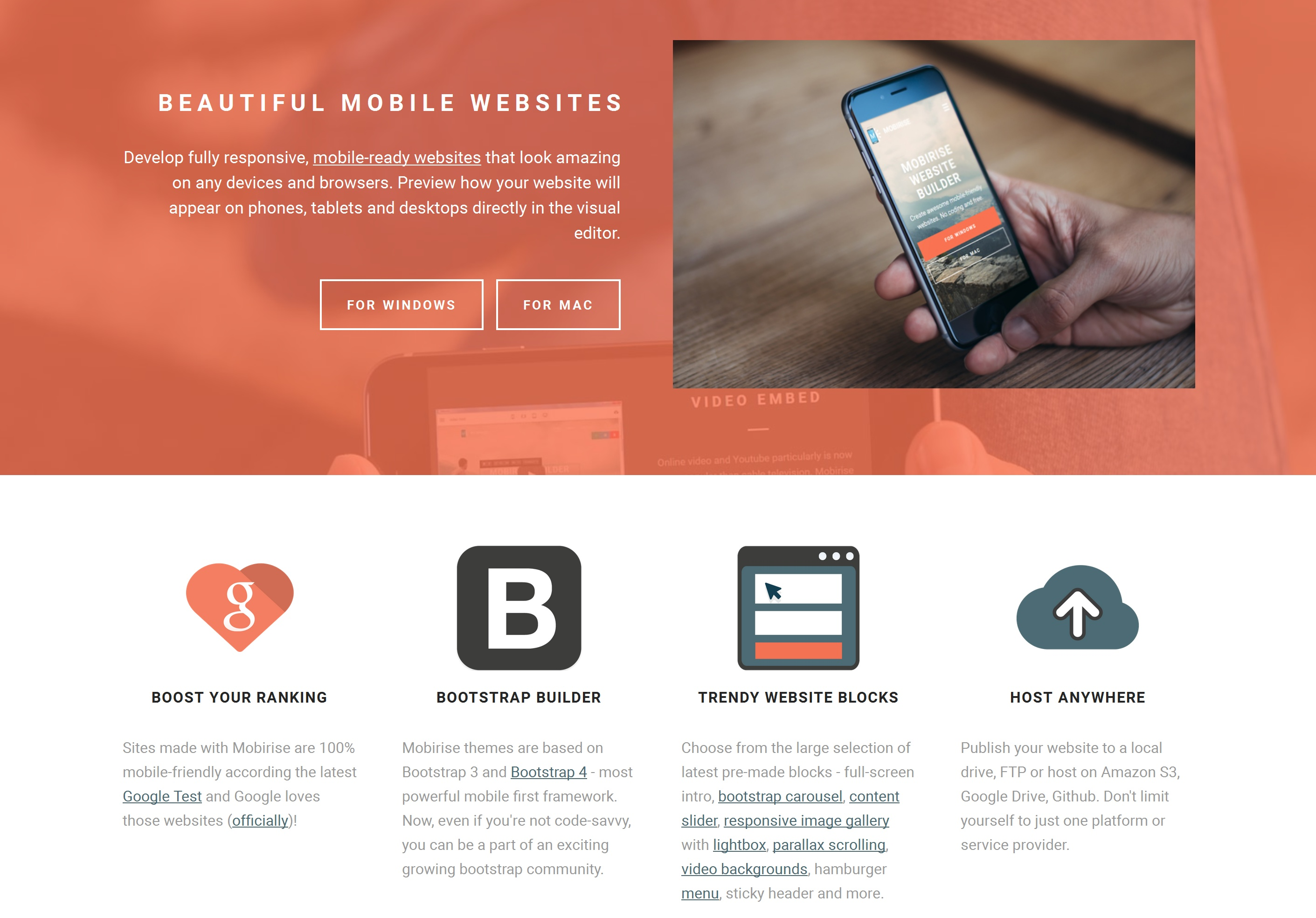 Free Mobile Website Creator