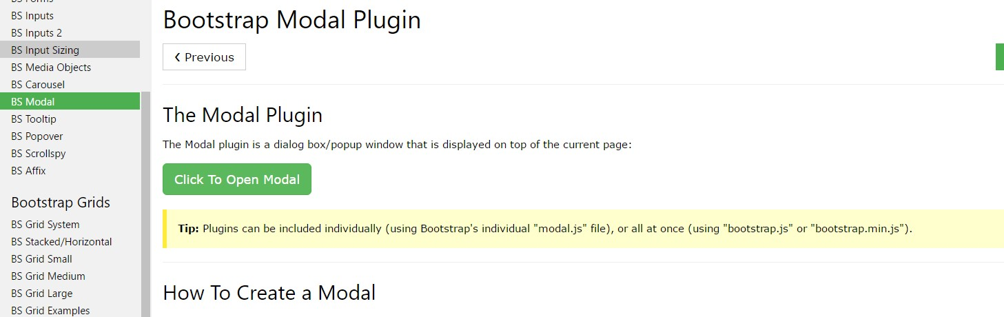 W3schools:Bootstrap modal  article