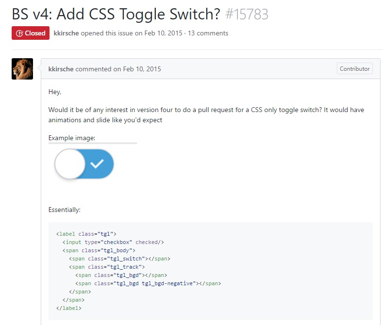 The best ways to  include CSS toggle switch?