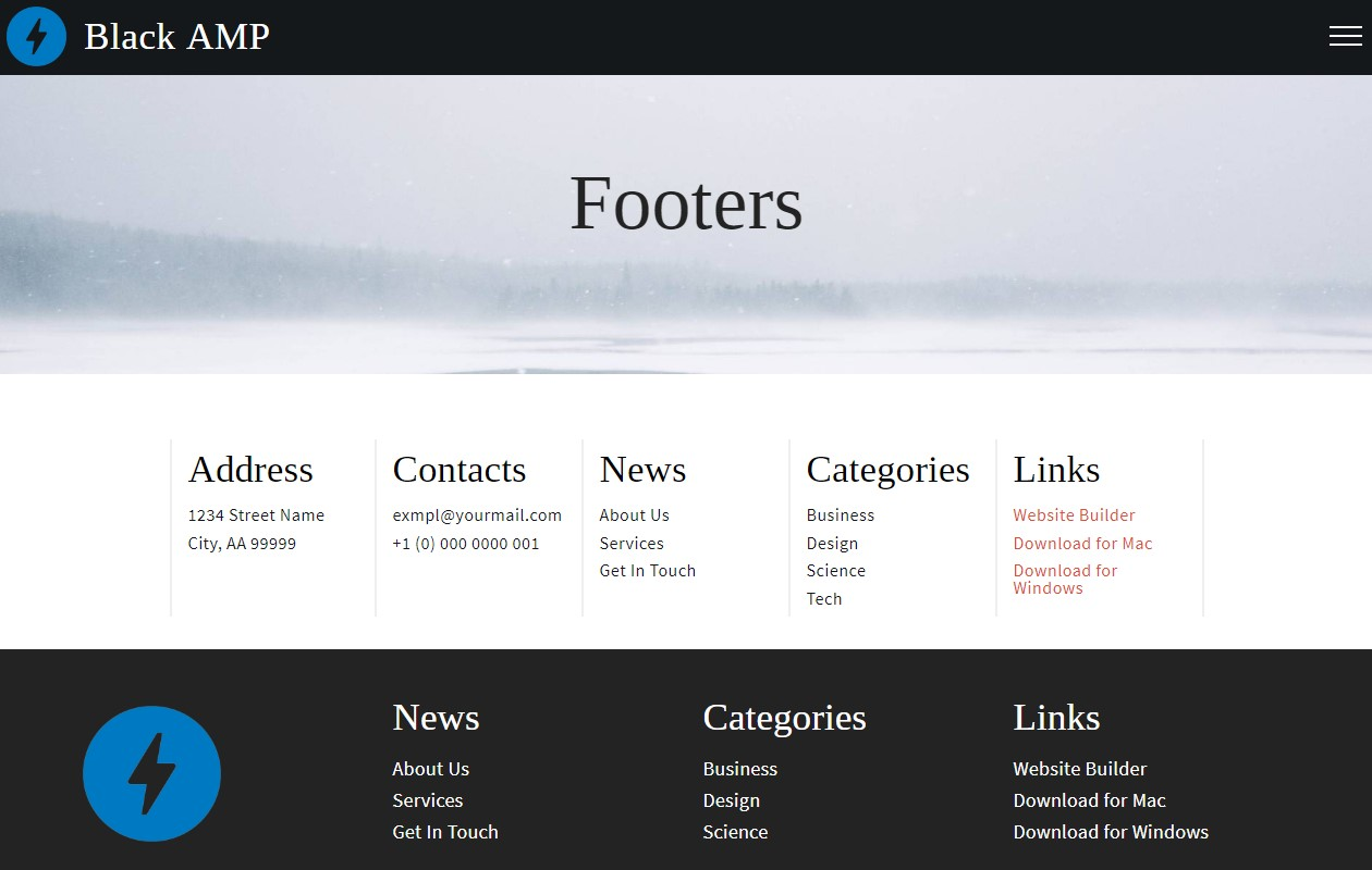 Best 50 Innovative And Creative Html5 Themes Examples