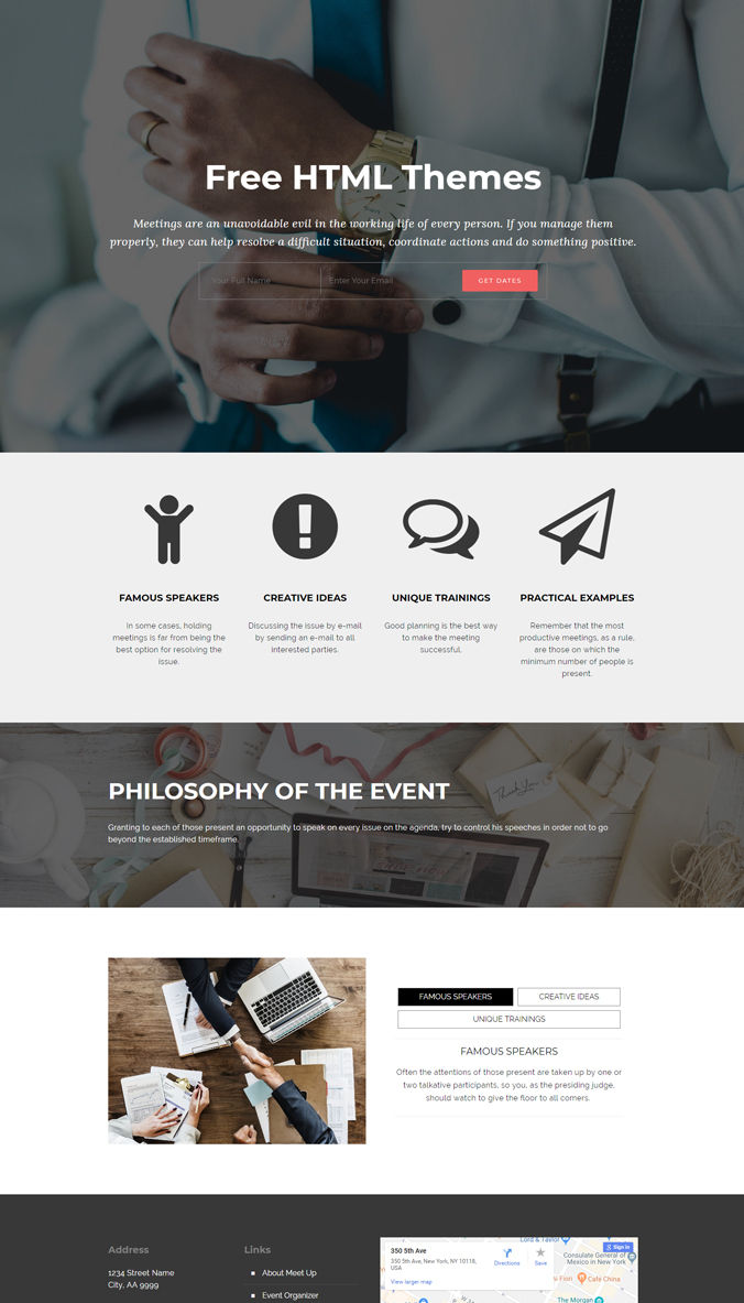 Buy Website Templates