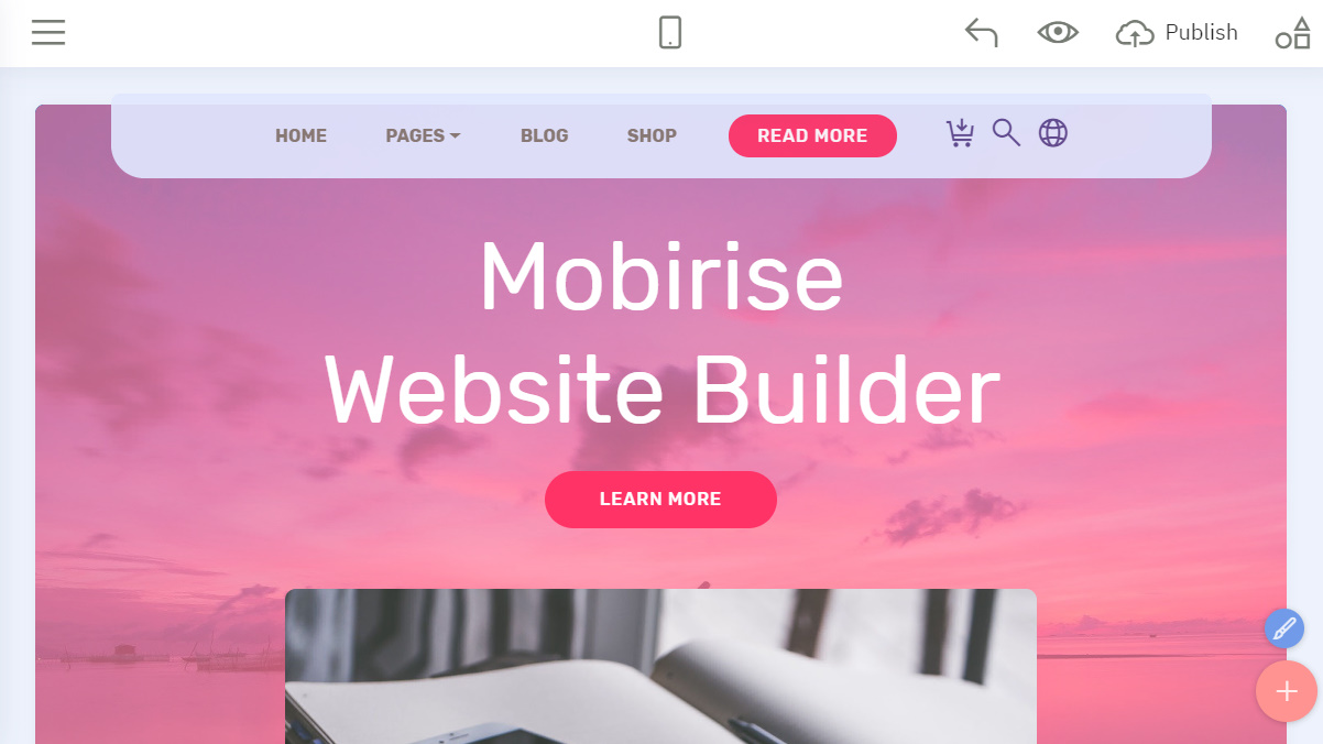 web builder software