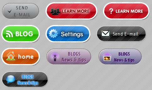 css download button generator