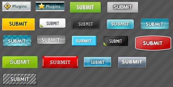 Free - Buttons org : Free Web Buttons - Create pure CSS